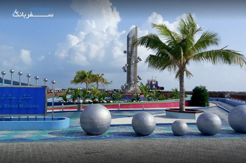 بنای یادبود سونامی