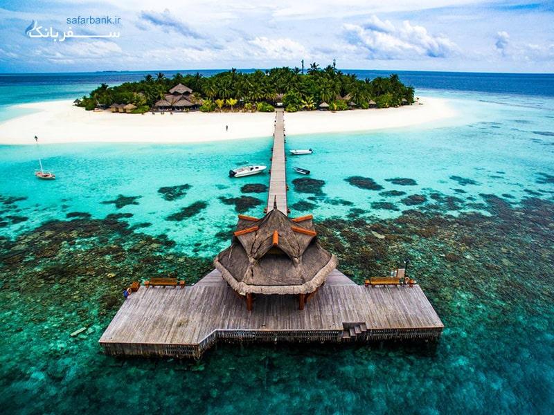 پایگاه غواصی در دریای ماله از جاذبه ها و تفریحات مالدیو