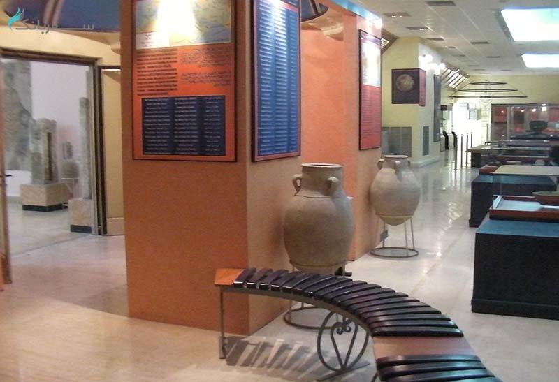موزه حلب در سوریه