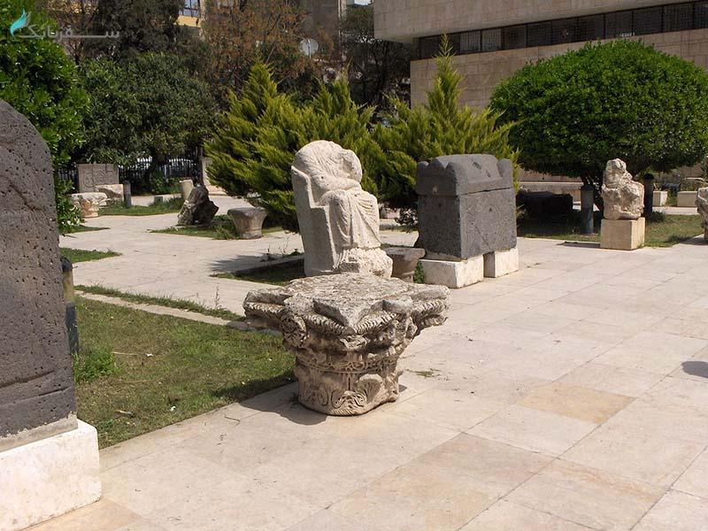 موزه ملی حلب در سوریه