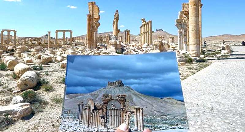پالمیرا شهری باستانی