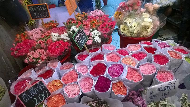 بهترین بازارهای شبانه بانکوک، بازار شبانه پاک کلونگ تالات