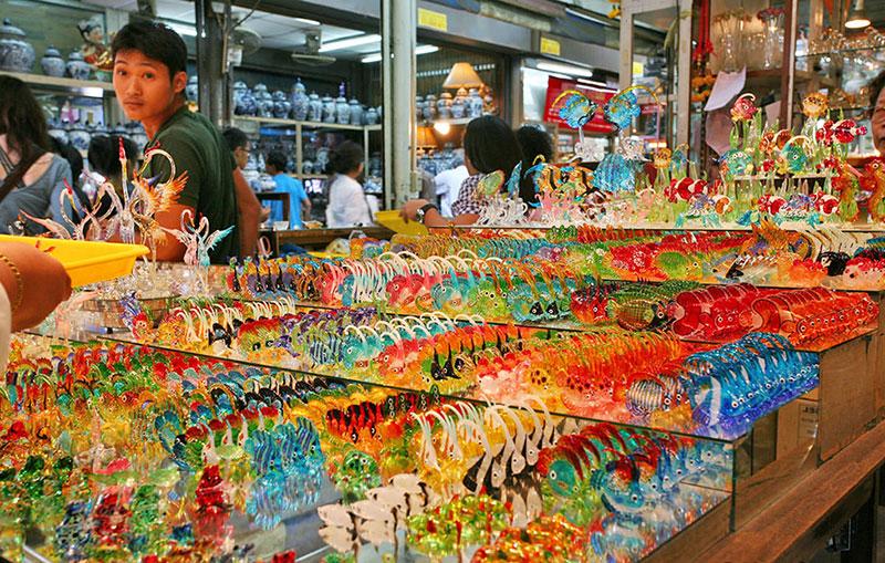 بازاهای آخر هفته در تایلند، بازار چاتوچاک در بانکوک