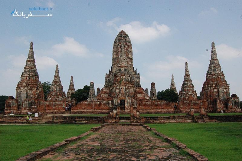 شهر باستانی آیوتایا در بانکوک
