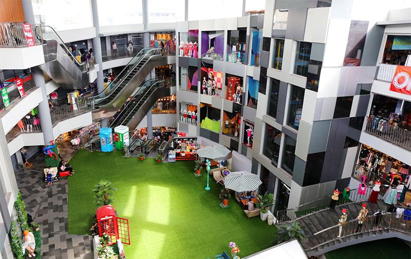 پالادیوم یا پراتونم از مراکز خرید بسیار ارزان بانکوک تایلند