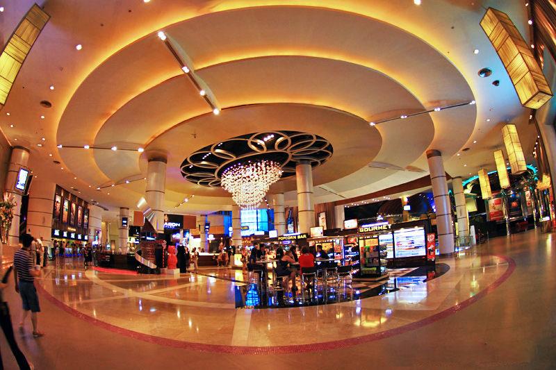 سیام پاراگون از بهترین مراکز خرید باکوک در تایلند
