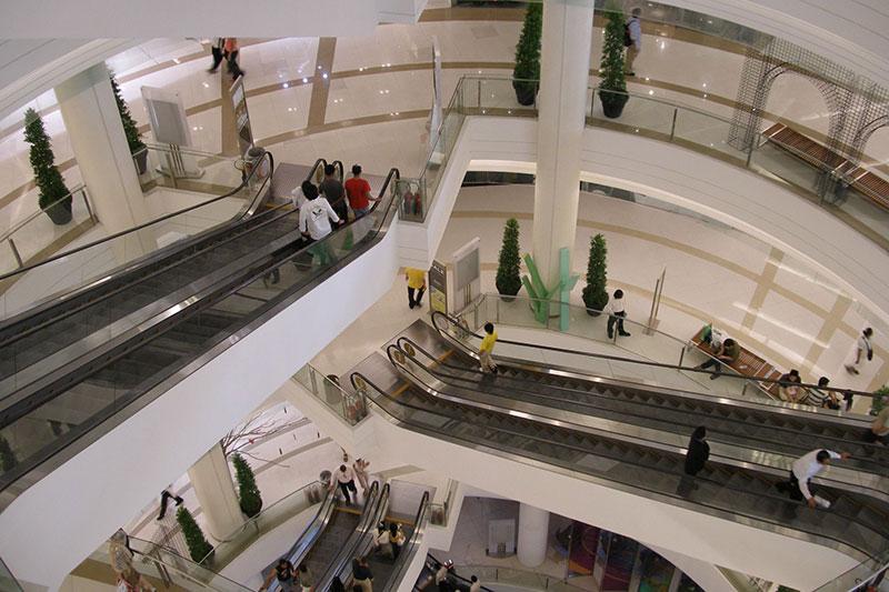 مرکز خرید سیام پاراگون بهترین پاساژ بانکوک