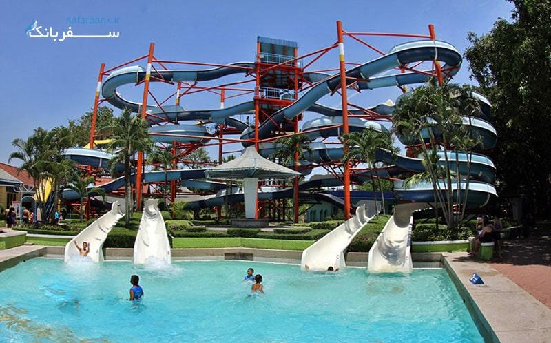 سیام پارک سیتی، شهربازی و پارک آبی بانکوک