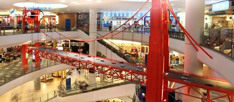 مراکز خرید تایلند، مرکز خرید ترمینال 21 بانکوک