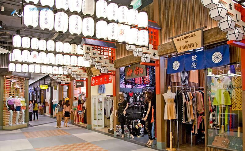 مراکز خرید تایلند، مرکز خرید ترمینال 21 در شهر بانکوک