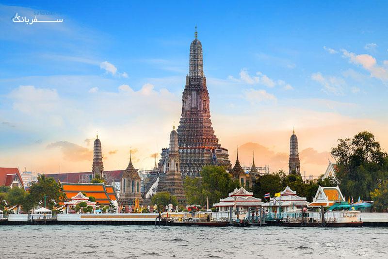 وات آرون در بانکوک تایلند