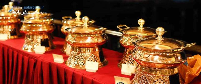 چائو فرایا پرنسس کروز بهترین شام کروزهای بانکوک تایلند