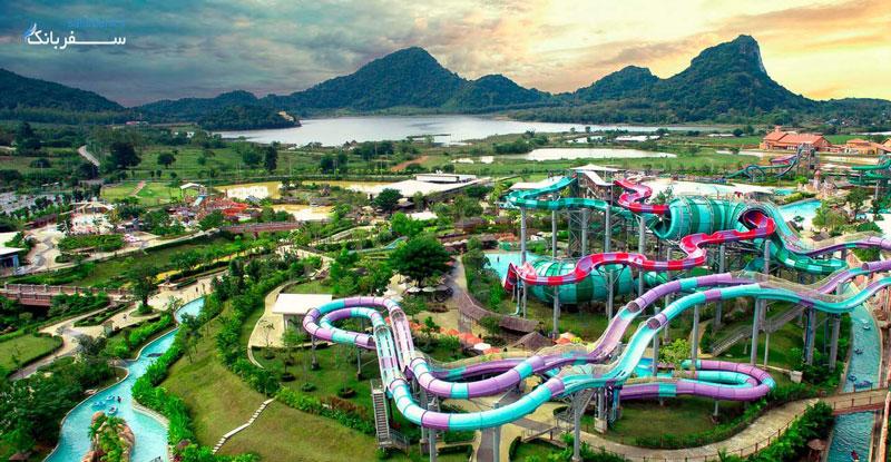 پارک آبی رامایانا از برترین پارک های آبی جهان