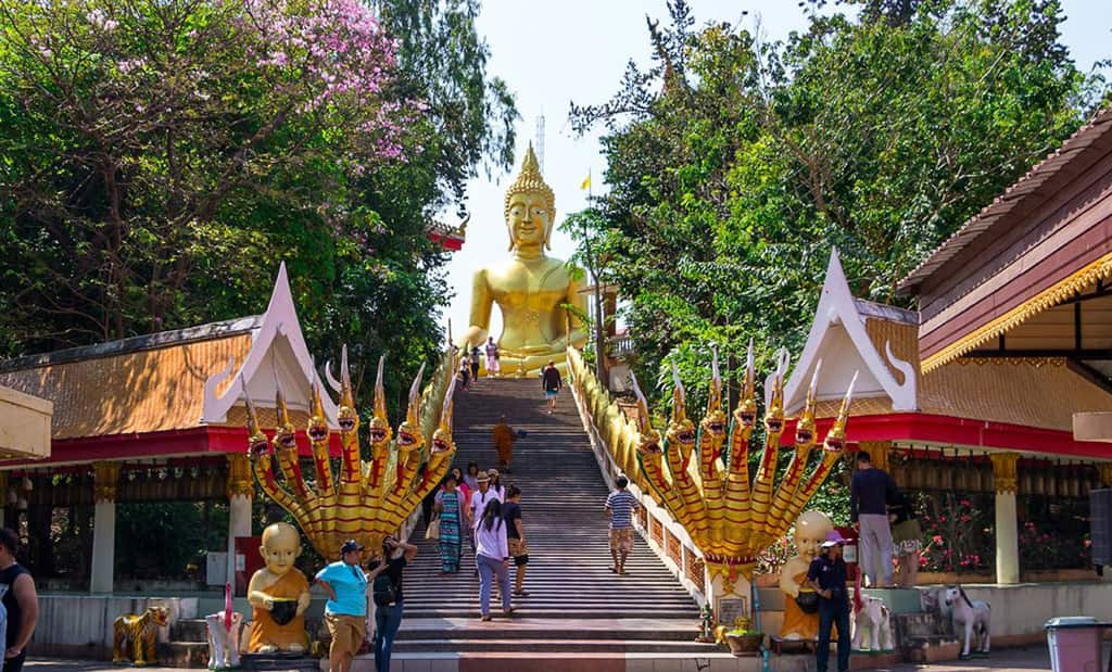 بیگ بودا پاتایا بزرگترین مجسمه بودا در پاتایا