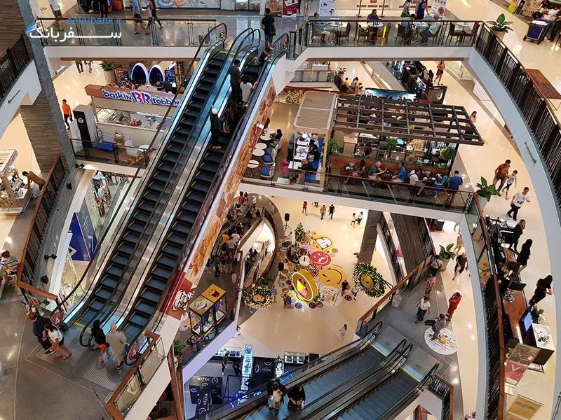 مرکز خرید سنترال فستیوال پاتایا بیچ