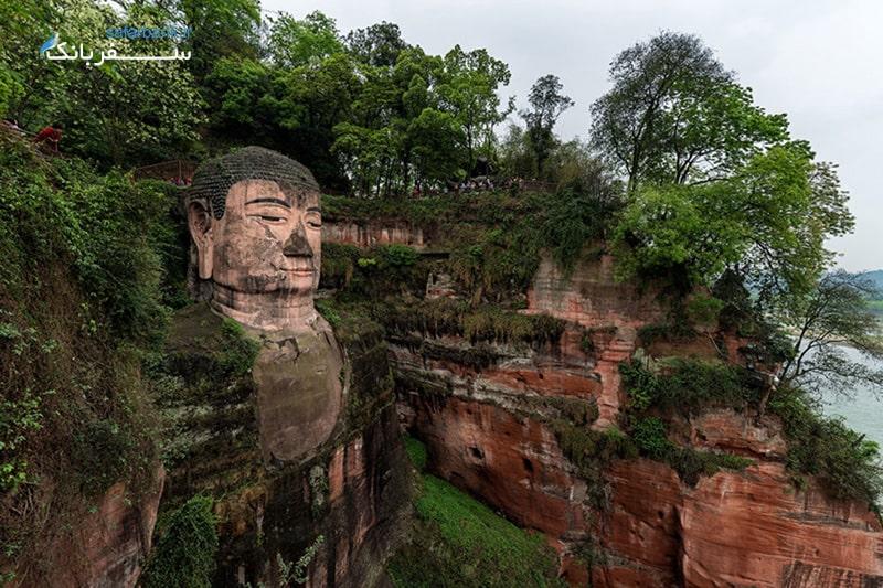 عکس کوه بودا در پاتایا