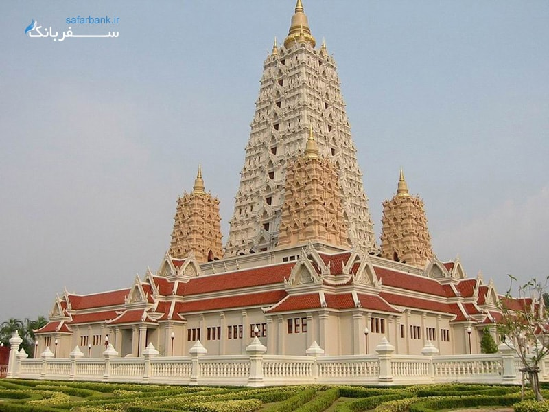 جا های دیدنی پاتایا و معبد بودایی و بازدید از سواحل تایلند