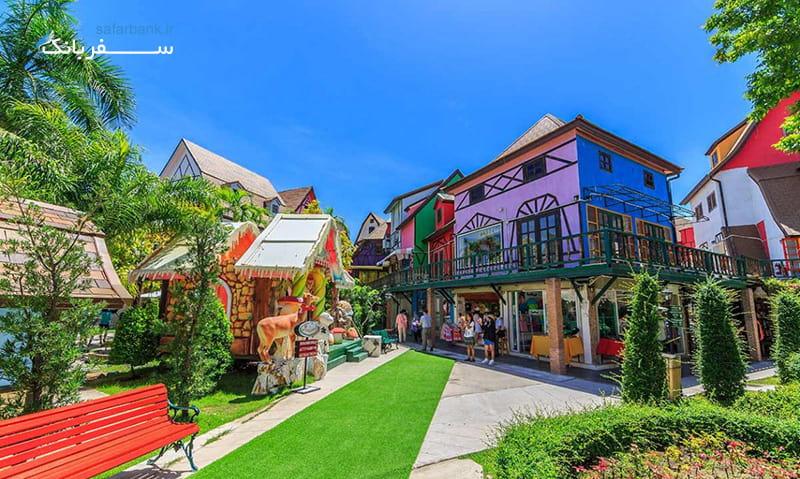 مراکز خرید تایلند، مرکز خرید میموزآ در پاتایا