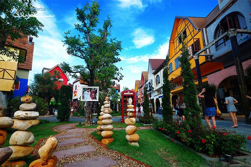 متفاوت ترین مرکز خرید تایلند در مرکز خرید میموزآ پاتایا