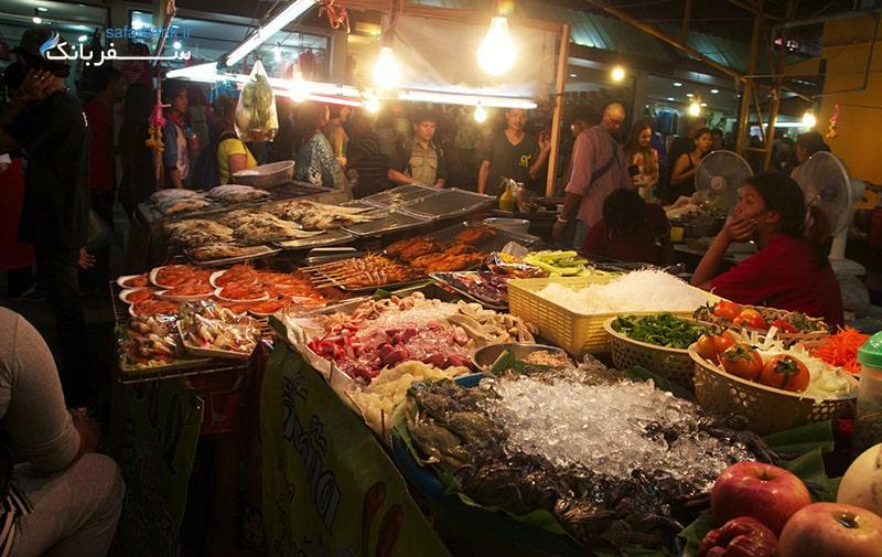 بازارهای ارزان پاتایا، بازار شبانه تپراسیت