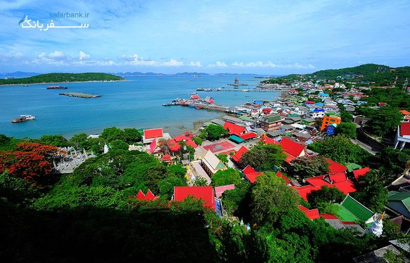 جزیره مرجانهای تایلند