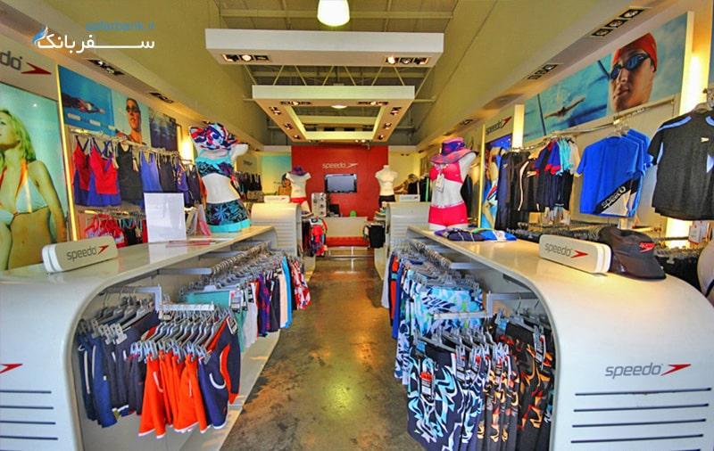 مرکز خرید اوت لت پاتایا تایلند
