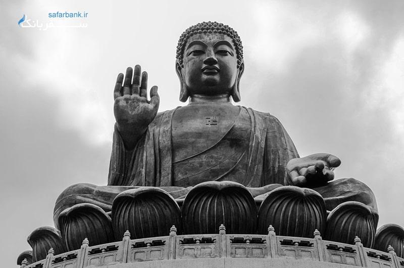 بیگ بودا بزرگ ترین مجسمه بودا در پاتایا