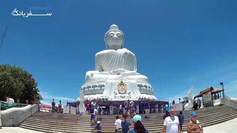 مجسمه بیگ بودا