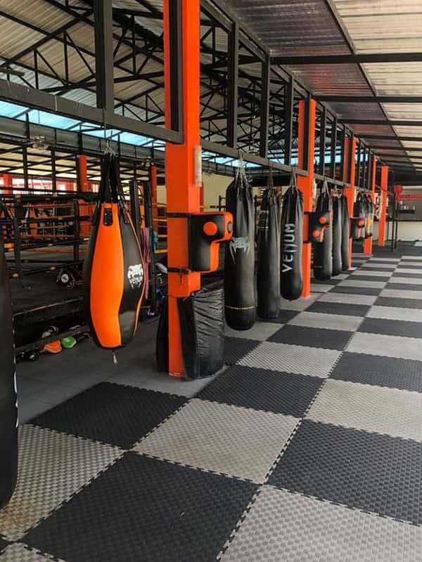 باشگاه ورزشی در پوکت تایلند