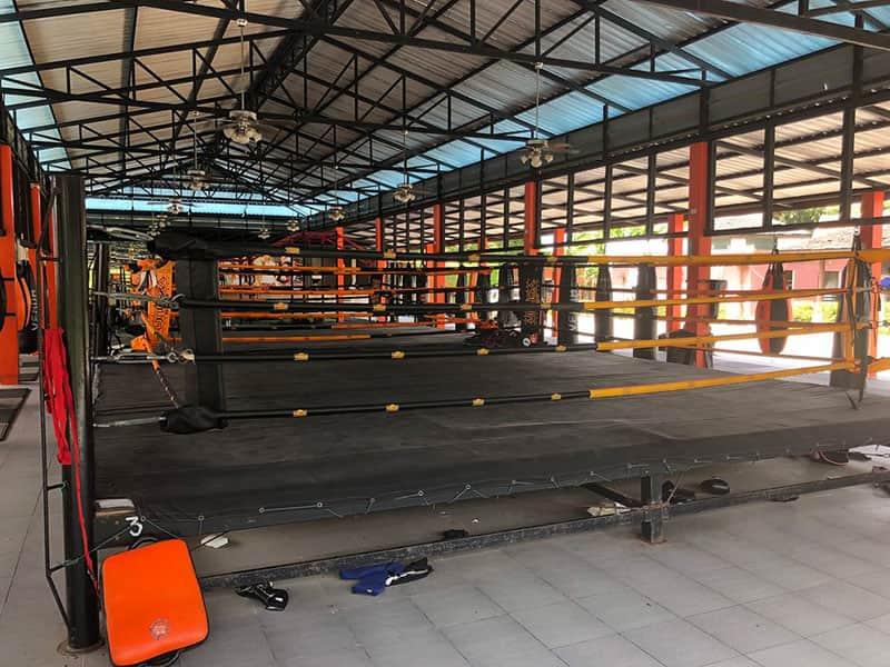 باشگاه ورزشهای رزمی تایلند