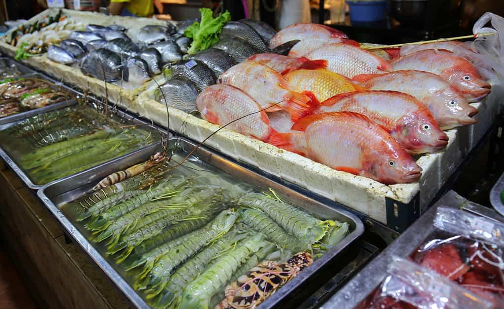 بازار مالین پلازا، مرکز خرید پوکت تایلند
