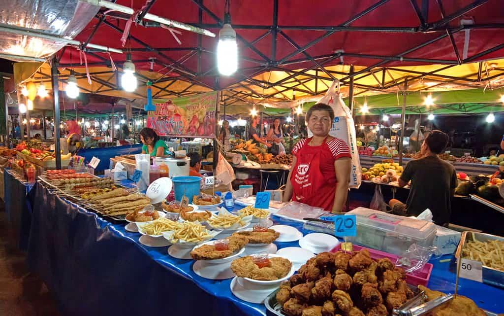 بازار مالین پلازا، بازارهای پوکت تایلند