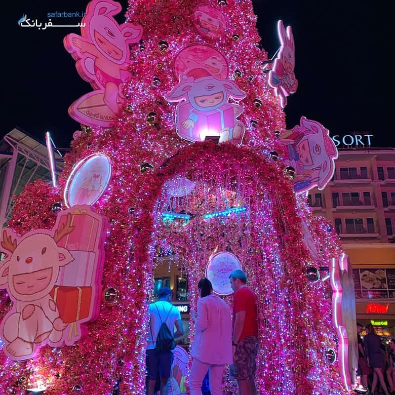 مرکز خرید تایلند پوکت، جانگ سیلون