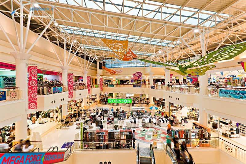 مراکز خرید جزیره پوکت، مرکز خرید جانگ سیلون