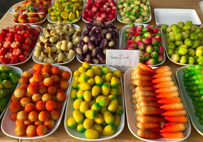 بازار شبانه چیلوا بازار ارزان قیمت در پوکت تایلند