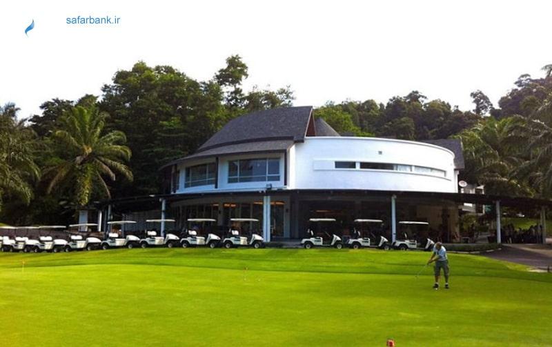 باشگاه گلف کانیون در پوکت تایلند