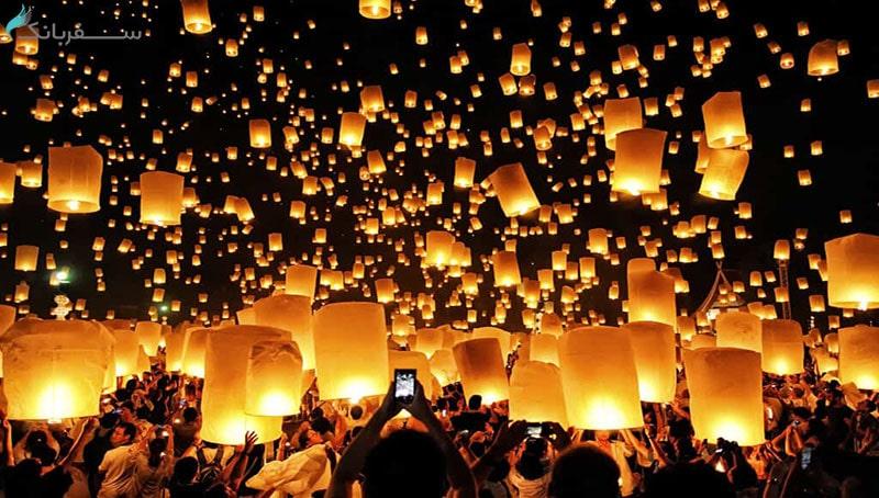 جشنواره لوی کراتونگ در پوکت تایلد