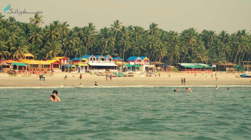شنا، حمام آفتاب، موج سواری در پوکت