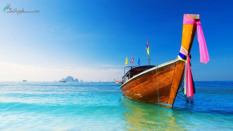 قایق رانی پوکت