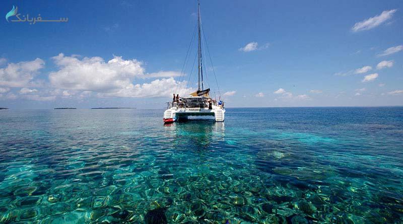 قایق و کشتی رانی