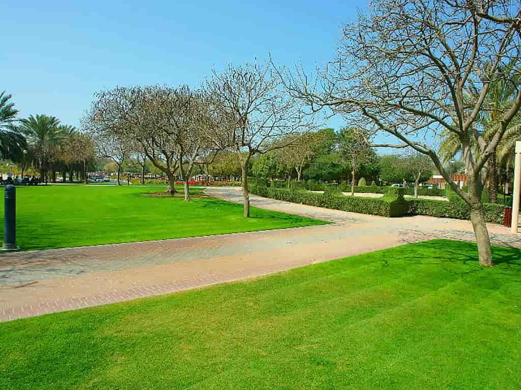 پارک ساحلی الممزر دبی از جاهای دیدنی دبی