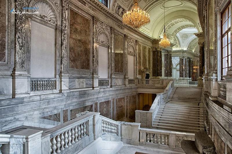 آپارتمان های سلطنتی کاخ هافبورگ در وین