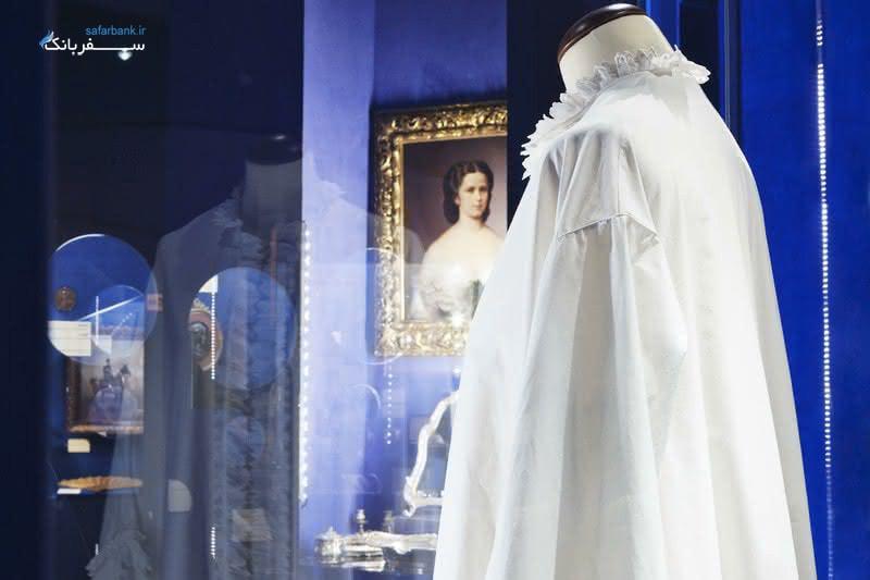 موزه سیسی در کاخ هافبورگ تریش