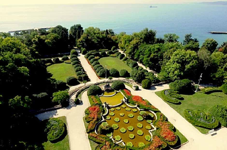 باغ دریایی در وارنا