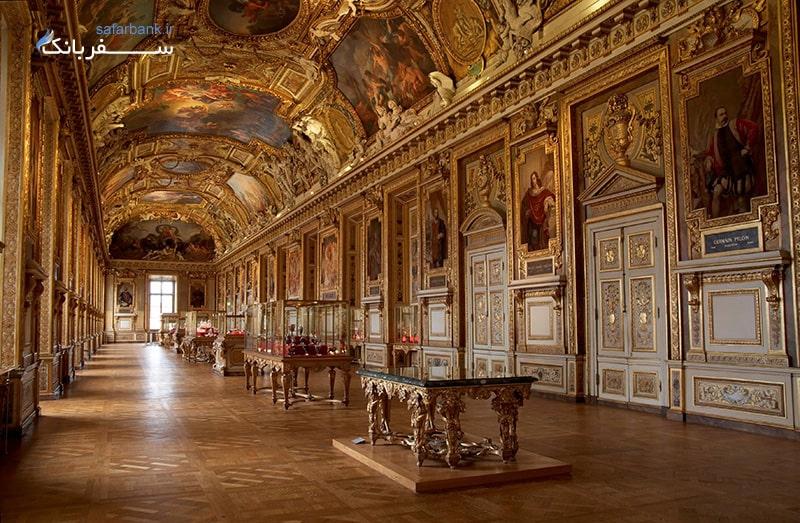 جاذبه های توریستی فرانسه، موزه لوور پاریس