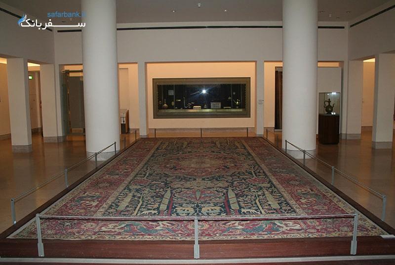 موزه لوور پاریس فرانسه، بخش مربوط به آثار ایران