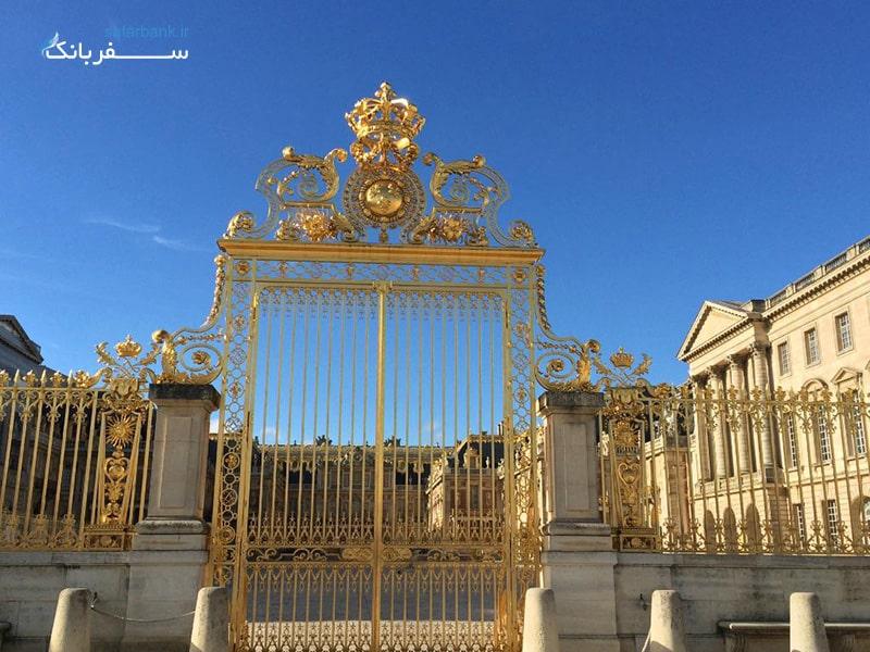 کاخ ورسای در پاریس