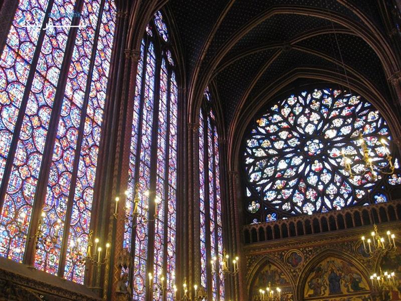 کلیسا قلب پاریس