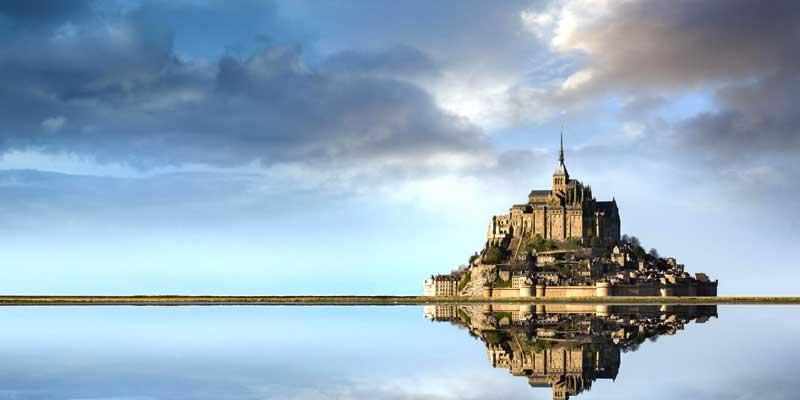 بازدید از جزیره و قلعه سنت میشل