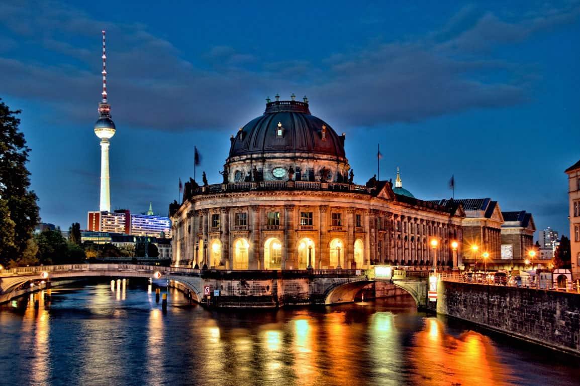 آثار باستانی موزه های برلین